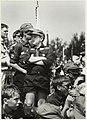 Scouts op de zesde Haarlemse Jamborette in recreatiegebied Spaarnwoude. NL-HlmNHA 54032142.JPG
