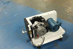 Scroll compressor - Image: Scroll Compressor