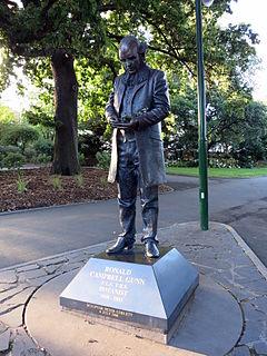Ronald Campbell Gunn Australian botanist and politician