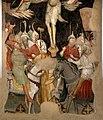 Scuola pistoiese, crocifissione, xiv secolo 03.jpg