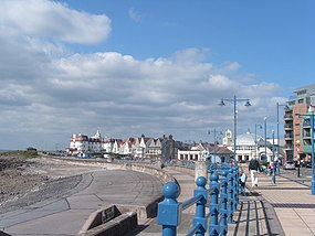 Seafront at Porthcawl - geograph.org.uk - 1542009.jpg
