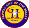 Official seal of Harlingen, Texas