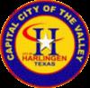 Official seal of Harlingen, Texas