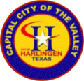Seal of Harlingen, TX.png