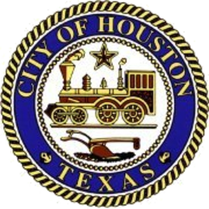 Seal of Houston - Seal of the City of Houston