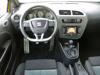 file seat leon 1p cupra r tribu interieur jpg wikimedia commons. Black Bedroom Furniture Sets. Home Design Ideas