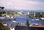 Seattle - Boats in the Montlake Cut, 1951 (41612096402).jpg