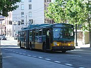 King County Metro buses are an important public transportation connection between Seattle and its suburbs.