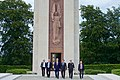 Secretary Kerry Visits Luxembourg American Cemetery and Memorial (27754236014).jpg