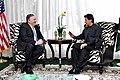 Secretary Pompeo Meets With Pakistani Prime Minister Khan (48357443412).jpg