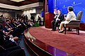 Secretary Pompeo Participates in a Q&A at the Heritage Foundation (28383579278).jpg