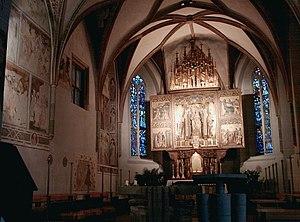 Seefeld in Tirol - Murals in St. Oswald