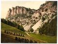 Semmering Railway to Krausel Krause (i.e., Krauselklause), Styria, Austro-Hungary-LCCN2002710979.tif