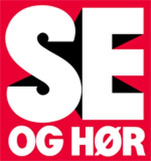 Se og Hør - Logo of the Danish and Norwegian versions