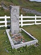 Shackleton Grave SouthGeorgia
