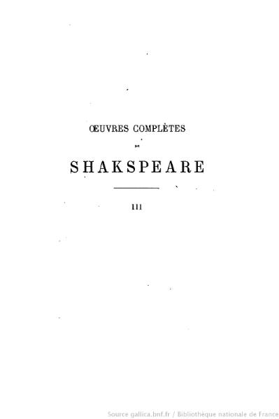 File:Shakespeare - Œuvres complètes, traduction Guizot, Didier, 1862, tome 3.djvu