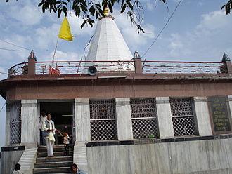 Maihar -  Sharda temple Maihar