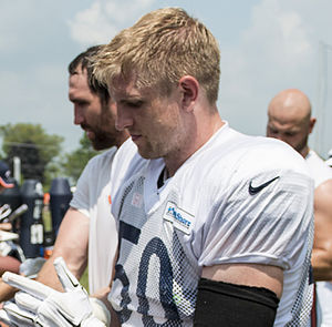 Shea McClellin - McClellin with the Chicago Bears in 2015
