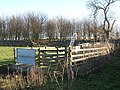 Sheep dip at West Side Farm - geograph.org.uk - 624267.jpg