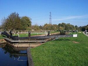 Sheffield Lock - Image: Sheffield lock