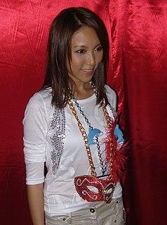 Sherman Chung Hong Kong singer
