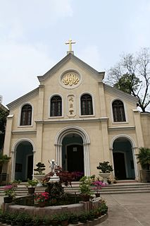 Cathedral of the Immaculate Conception (Nanjing) Roman Catholic cathedral in Nanjing, China