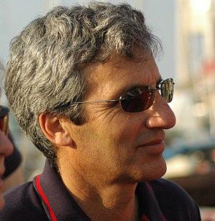 Shimshon Brokman Israeli former Olympic sailor