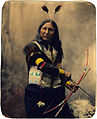 Shout At, Oglala Sioux, by Heyn Photo, 1899.jpg