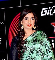List of Kannada songs recorded by Shreya Ghoshal - Wikipedia