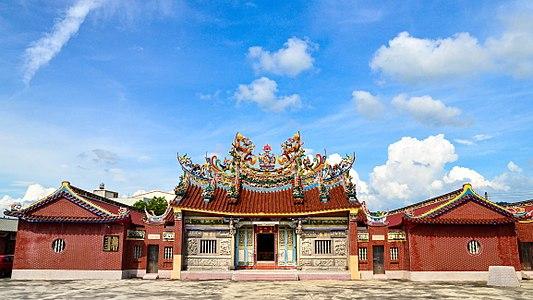 Shu-Shan Ancestral Shrine, Tianzhong Township, Changhua County (Taiwan).jpg
