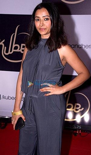 Shweta Basu Prasad - Prasad at the launch of 'KUBE' in Mumbai in 2017