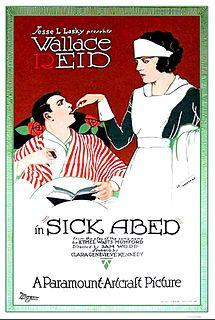 <i>Sick Abed</i> 1920 film by Sam Wood