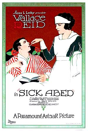 Sick Abed - 1920 theatrical poster