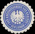 Siegelmarke Der Kreisausschuss des Kreises Schleiden W0387706.jpg