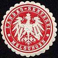 Siegelmarke Landes - Renterei - Melsungen W0232406.jpg