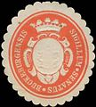 Siegelmarke Sigillum Senatus Buckeburgensis W0361506.jpg