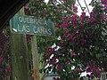 Sign for Quebrada Las Cañas, San Sebastián, Puerto Rico.jpg