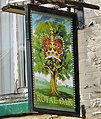 Sign for the Royal Oak - geograph.org.uk - 1495110.jpg