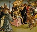 Signorelli, compianto del 1516 circa, cortona, museo diocesano.jpg