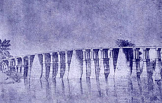 Kamrup region - Historic Silsako bridge