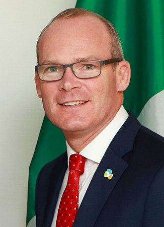 Simon Coveney - Image: Simon Coveney 2018