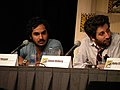 Simon Helberg, Kunal Nayyar (The Big Bang Theory) 3782365840.jpg