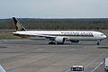 Singapore Airlines, 9V-SWS, Boeing 777-312 ER (16843436943).jpg