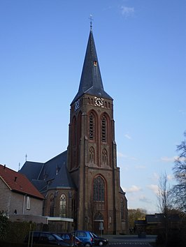 Sint-Martinuskerk in Baak