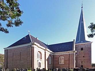Holwerd - St Willibrord church
