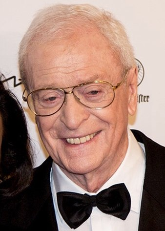 Sir Michael Caine, 28th EFA Awards 2015, Berlin (cropped)