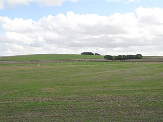 Battle of Roundway Down - Roundway Down