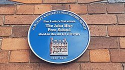 Photo of Blue plaque number 41694