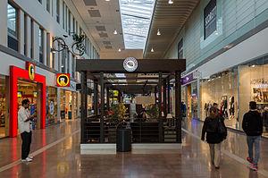 Skärholmen Centrum - Image: Skärholmens centrum August 2014