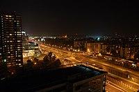 Skrzyżowanie ulic Chorzowskiej i Sokolskiej.JPG